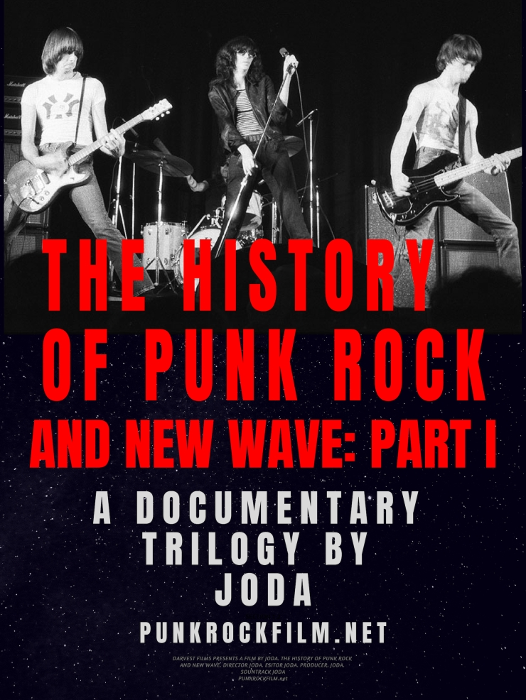 Copy of Copy of the history of punk rock